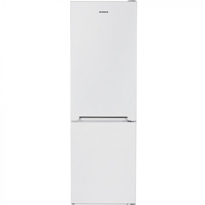 Combina frigorifica Heinner HC-V336A+, 336 l, Clasa A+, Tehnologie Less Frost, H 186 cm, Alb 0
