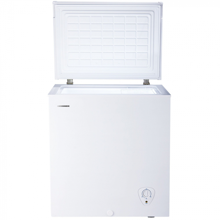 Lada frigorifica Heinner HCF-145A+, 145 l, Clasa A+, H 82.5 cm, Alb 1