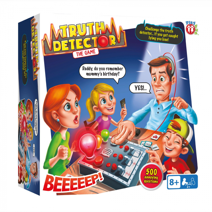 Joc Play Fun - Truth Detector 0