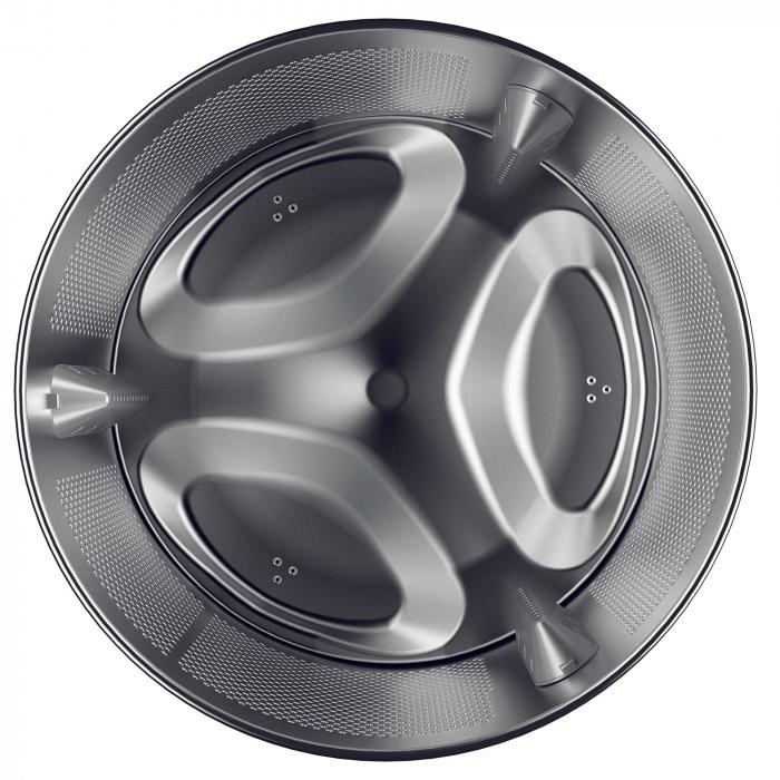 Masina de spalat rufe Slim Whirlpool FreshCare+ FWSL61052W EU, 6 kg, 1000 rpm, Clasa A++, Alb 4