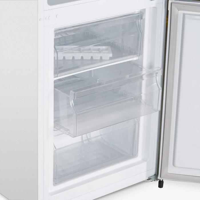 Combina frigorifica Heinner HC-N262WD+, 262 l, Dozator de apa, Clasa A+, H 180 cm, Alb 2