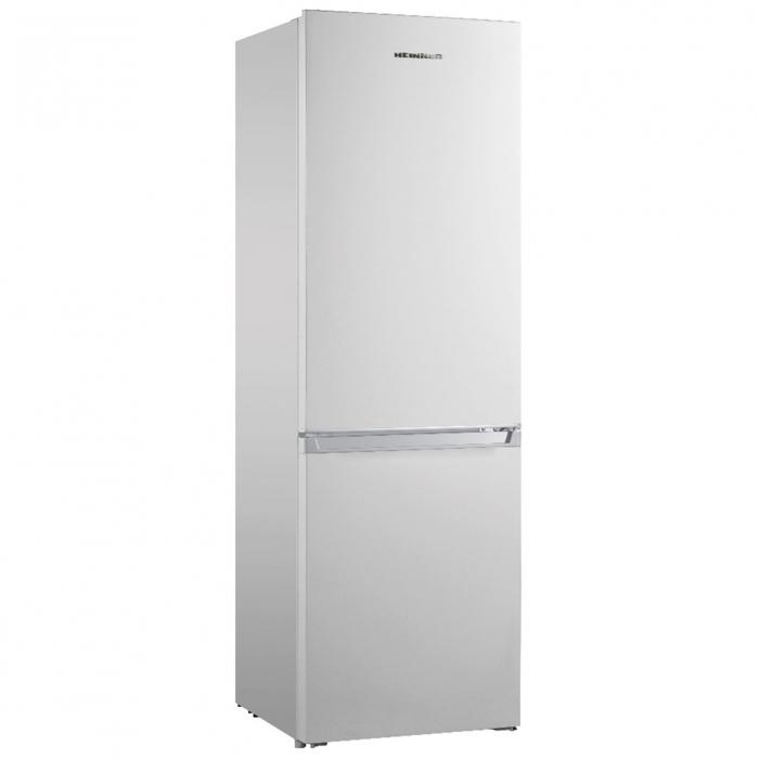 Combina frigorifica Heinner HC-H312WA+, 312 l, Clasa A+, H 185.8 cm, Alb 0