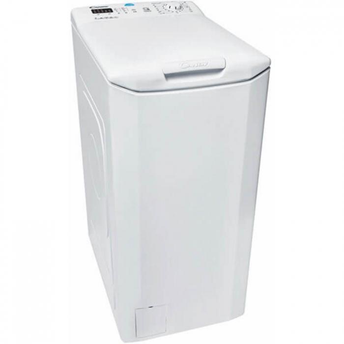 Masina de spalat verticala CANDY CST 372L-S, 7kg, 1200rpm, A+++, alb 0