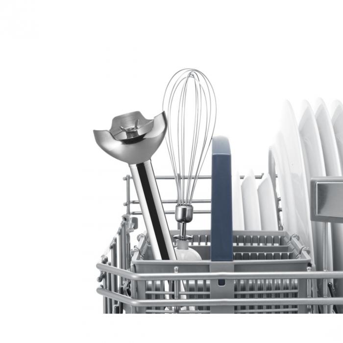 Mixer vertical Bosch MSM24500, 400W, minitocator, picior pasator inox, tel 2