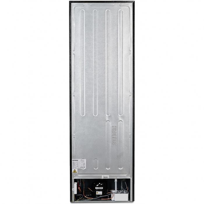 Combina frigorifica HEINNER HC-M305DGA++, 305L , LED, Clasa A++, 188cm , Antracit 5
