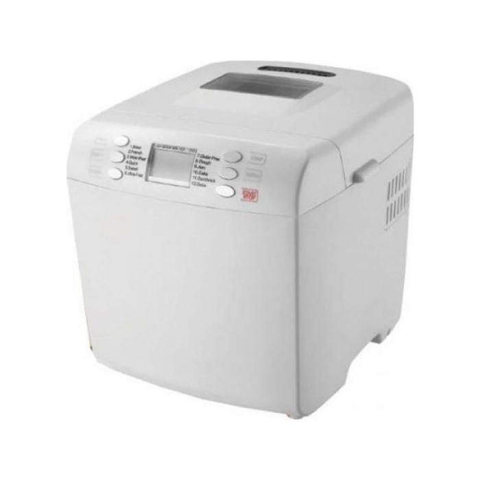 Masina de facut paine Crown CBM-6132, 550W, 900g, alb 0