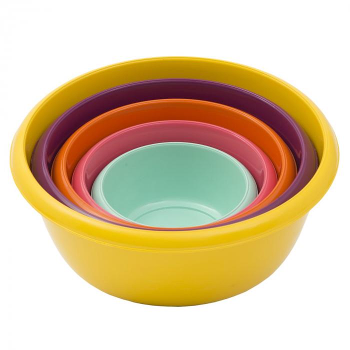 Set 5 Boluri Gastro Agora Multicolor 0