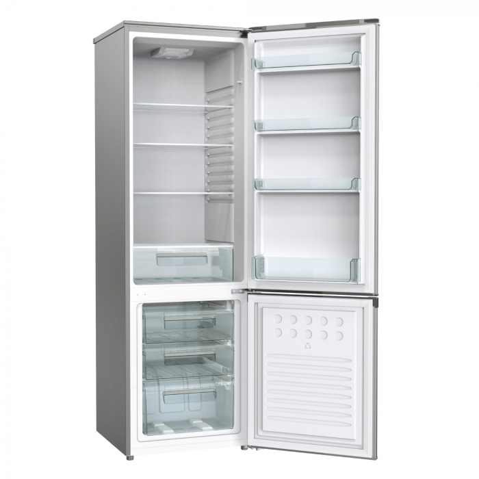 Combina frigorifica Gorenje RK4171ANX, 282 l, A+, Inox 1