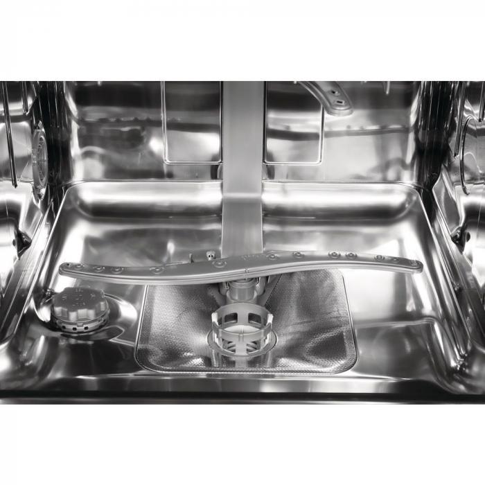 Masina de spalat vase incorporabila Whirlpool WIE 2B19, 6 programe, 13 seturi, Clasa A+, 60 cm 3