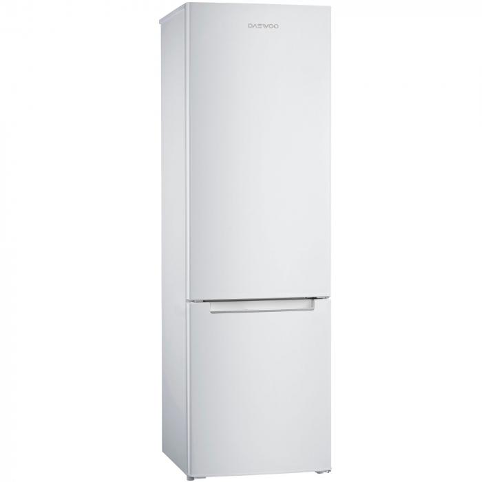 Combina frigorifica Daewoo RN-340W, 273 l, Clasa A+, H 176 cm, Alb