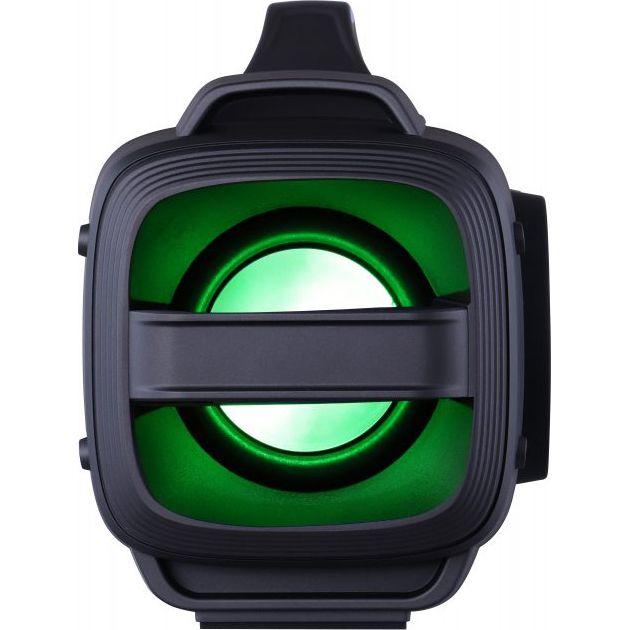 Boxa portabila AKAI ABTS-SH01 cu patru difuzoare super blaster , cu functie Karaoke ,Bluetooth , USB , Aux-in 3.5mm , Baterie reincarcabila [4]