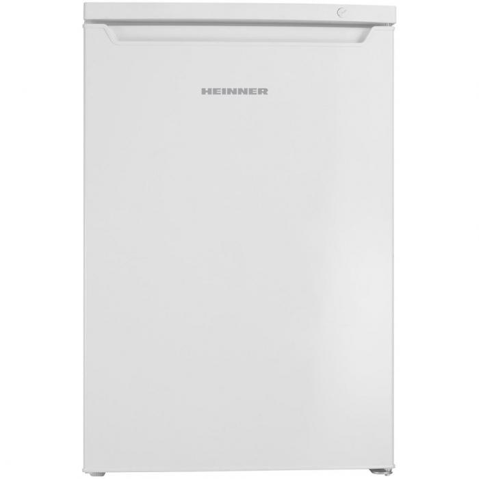 Congelator Heinner HFF-N80A+, 82 l,3 sertare, Clasa A+, Control mecanic, H 84.5 cm, Alb 0