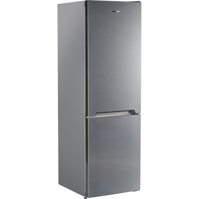 Combina frigorifica Heinner HC-V336XA++, 336 l, Clasa A++, H 186 cm, Tehnologie Less Frost, Control mecanic cu termostat ajustabil, Argintiu 1