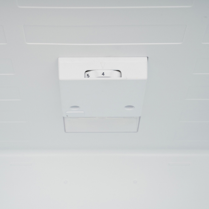 Combina frigorifica Heinner HC-V336XA++, 336 l, Clasa A++, H 186 cm, Tehnologie Less Frost, Control mecanic cu termostat ajustabil, Argintiu [4]
