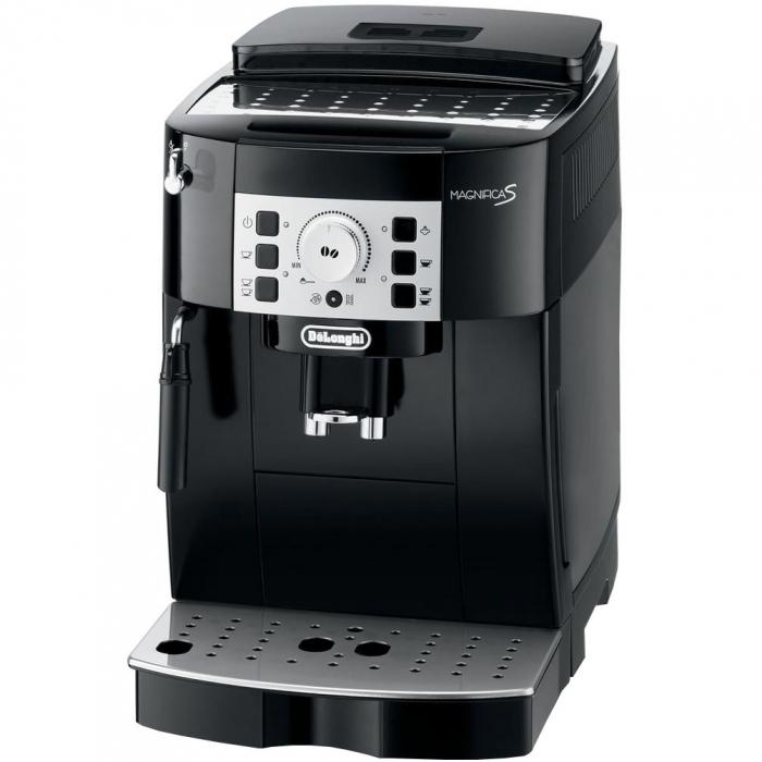Espressor automat De'Longhi Magnifica S ECAM 22.110B, 1450W, 15 bar, 1.8 l, Negru 0