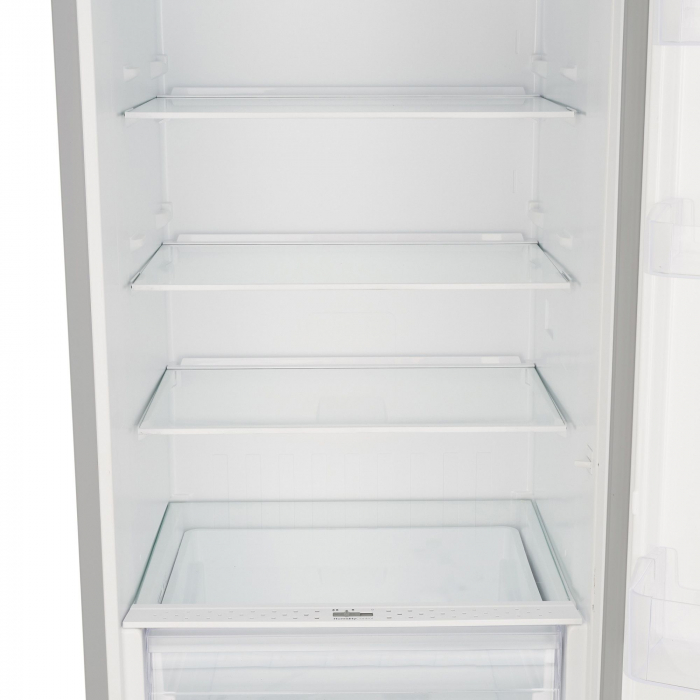 Combina frigorifica Heinner HC-V336XA++, 336 l, Clasa A++, H 186 cm, Tehnologie Less Frost, Control mecanic cu termostat ajustabil, Argintiu [3]