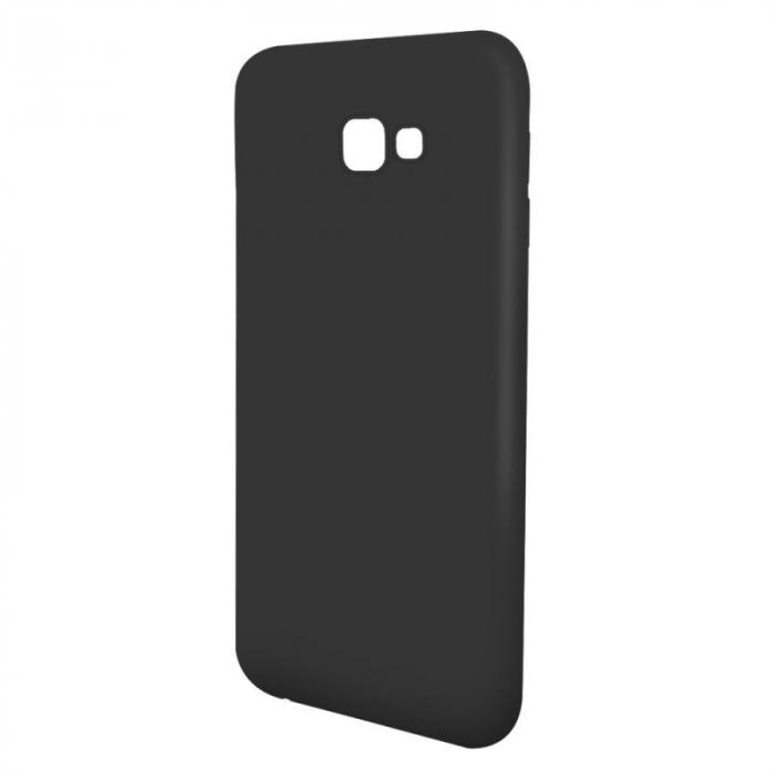 Husa Samsung Galaxy J4+ ( J4 Plus) Full Matte Case TPU, Neagra 1