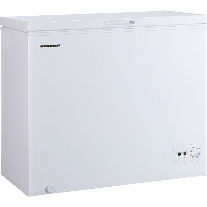 Lada frigorifica Heinner HCF-M200CA+, 198 l, Clasa A+, Sistem Convertibil Frigider/Congelator, Control mecanic, Alb 0