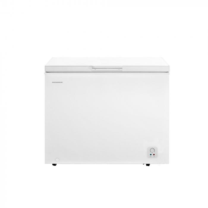 Lada frigorifica Heinner HCF-N250A+, 245 l, Clasa A+, Control mecanic, H 84.2 cm, Alb 1