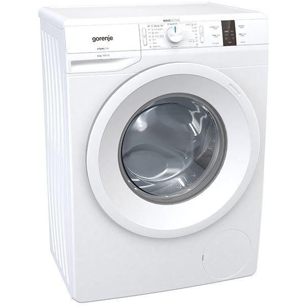 Masina de spalat frontala GORENJE WP60S3, 6kg, 1000rpm, A+++, alb [0]