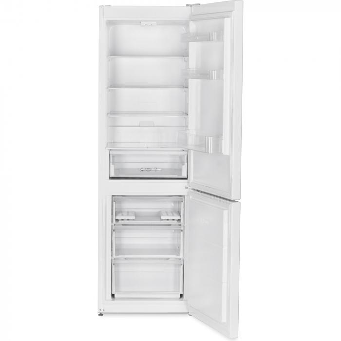 Combina frigorifica Heinner HC-V336A+, 336 l, Clasa A+, Tehnologie Less Frost, H 186 cm, Alb 2