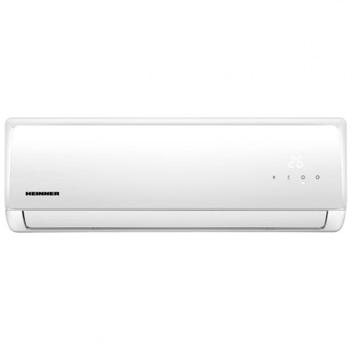 Aparat de aer conditionat Heinner HAC-9INVB Inverter, 9000 BTU, ClasaA++,Display LCD, Auto Restart, Autodiagnoza 0
