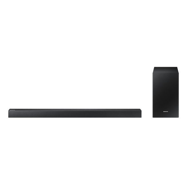 Soundbar Samsung HW-R430, 2.1, 170W, Wireless, Dolby, Negru 2