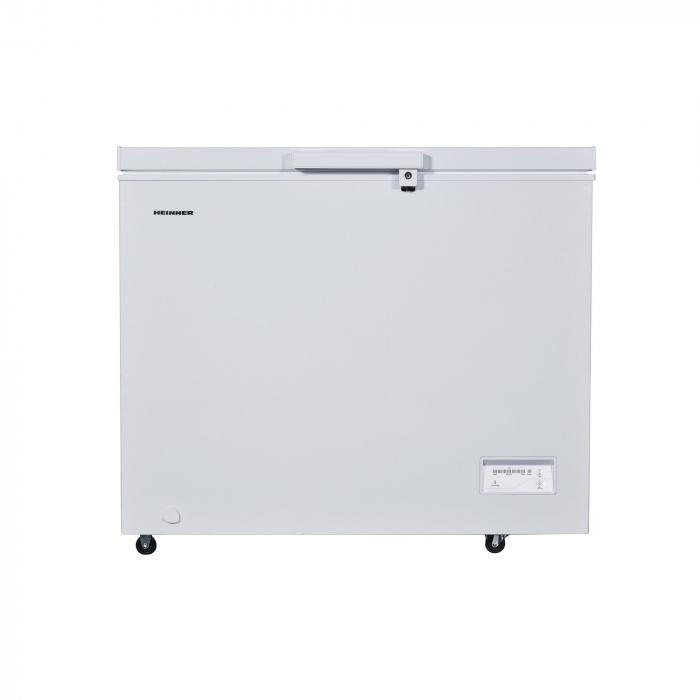 Lada frigorifica Heinner HCF-316NHA+, 316 l, Clasa A+, Alb, Winter Protection 0
