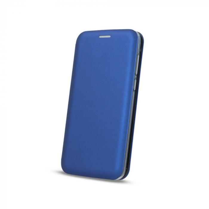 Husa tip carte smart diva albastru pentru Samsung J4 Plus 0