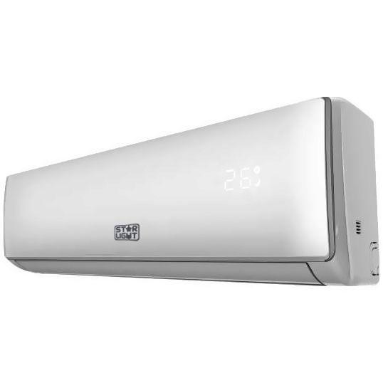 Aparat de aer conditionat Star-Light ACT-12ETL, 3D Inverter, 12000 BTU, Functie incalzire, Clasa A++, Display, Alb 1