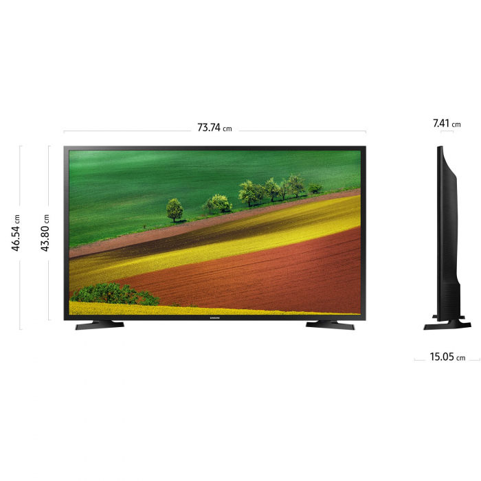 Televizor LED Smart Samsung, 80 cm, 32N4302, HD 3