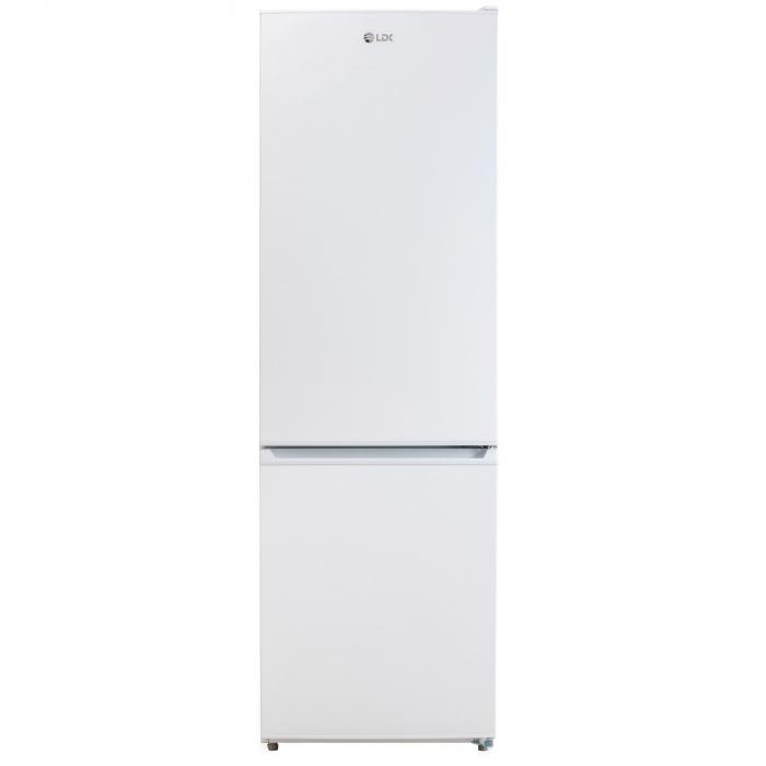 Combina frigorifica LDK CF 278 W, Clasa A+, Capacitate 271 l, Alb 0