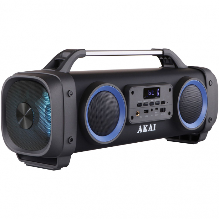 Akai ABTS-SH02 Boxa Portabila BT BoomBox [2]