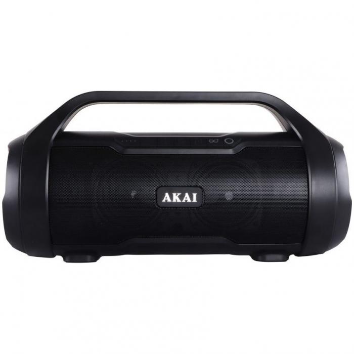 Boxa Portabila, Bluetooth, rezistenta la apa AKAI ABTS-50 , Radio FM , USB ,SD card 0