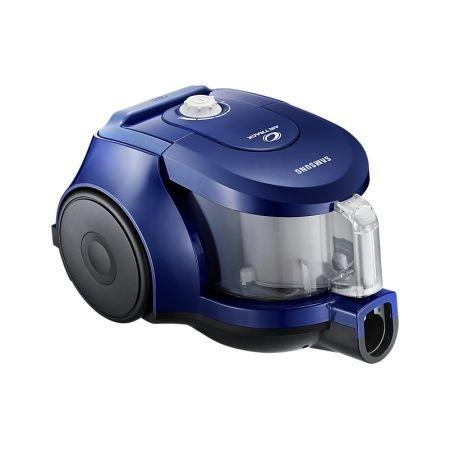 Aspirator fara sac Samsung VCC43Q0V3B, 1.3 l, 850 W, Air Track, Tub telescopic, Albastru [0]