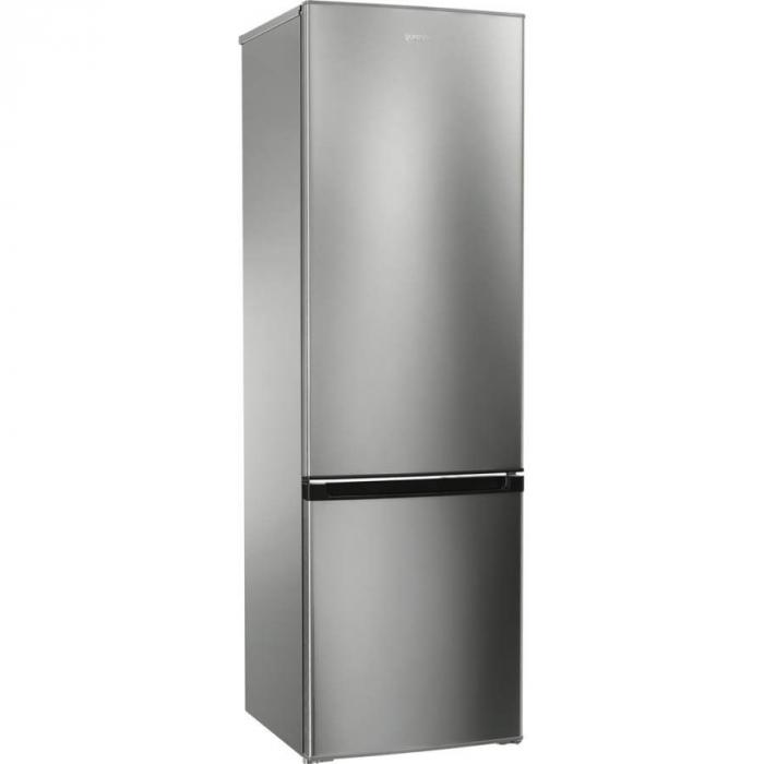 Combina frigorifica Gorenje RK4171ANX, 282 l, A+, Inox 0