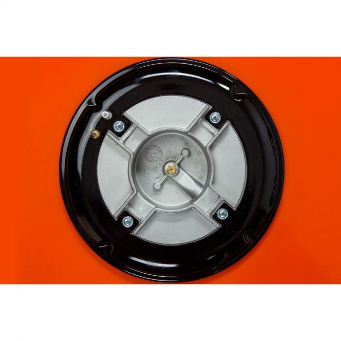 Plita incorporabila LDK YD640VE40T, 4 Arzatoare, 1 Arzator WOK, Aprindere electrica, Siguranta, 3 Ani garantie, 60 cm, Portocaliu 6
