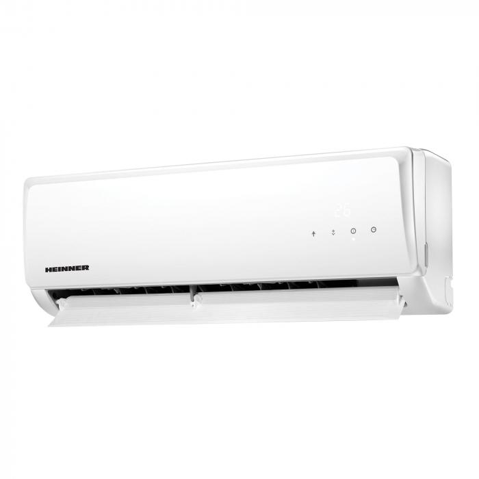 Aparat de aer conditionat Heinner HAC-12INVB Inverter, 12000 BTU, Clasa A++, Display LCD, Auto Restart, Autodiagnoza [1]