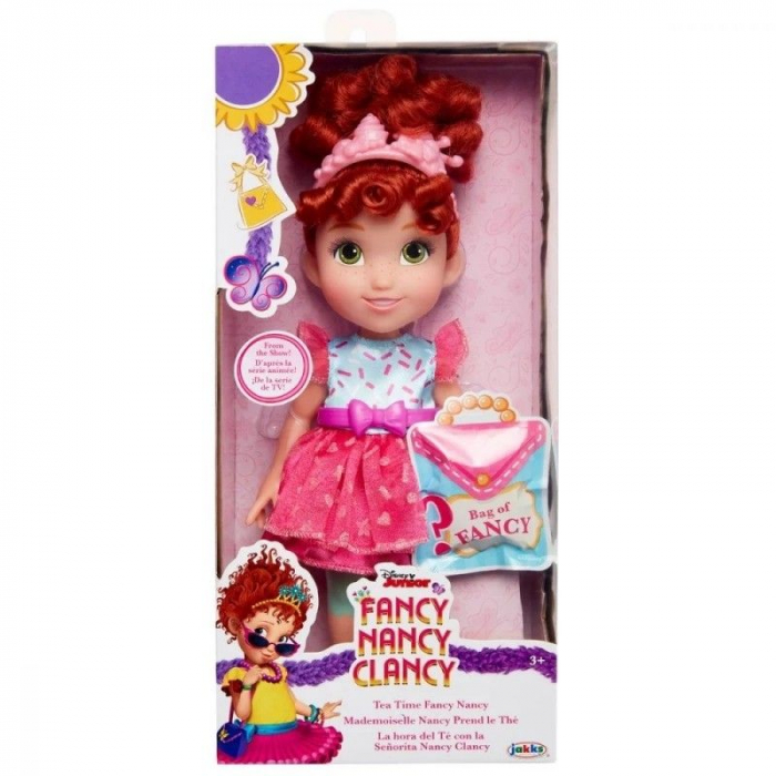 Papusa Fancy Nancy Clancy, Tea Time, 25 cm 0
