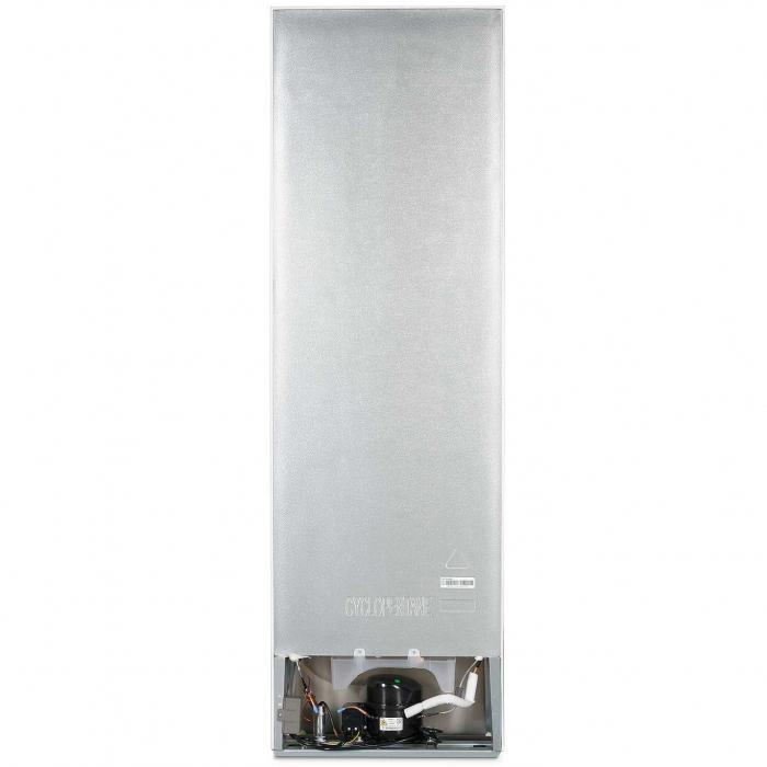 Combina frigorifica Heinner HC-N262WD+, 262 l, Dozator de apa, Clasa A+, H 180 cm, Alb 5
