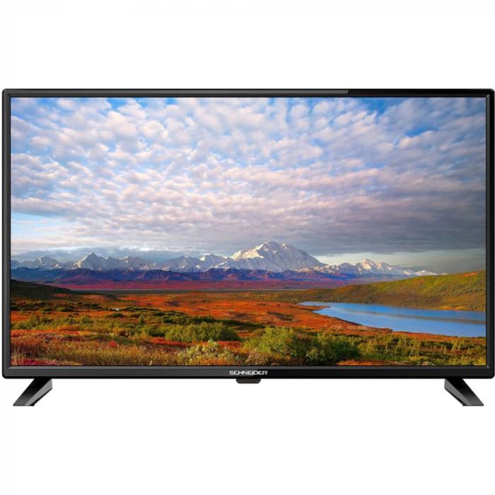 Televizor Smart LED, Schneider 32SC450K, 81 cm, HD 0