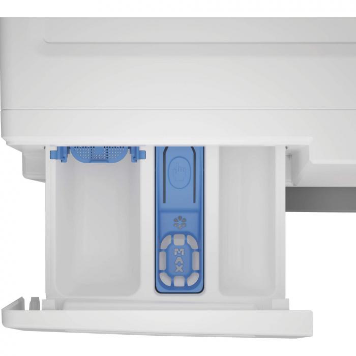 Masina de spalat rufe Slim Beko WRE6512BWW, 6 kg, 1000 RPM, Clasa A+++, Display LED, Alb 2