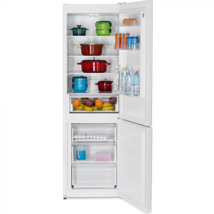 Combina frigorifica Heinner HC-V336A+, 336 l, Clasa A+, Tehnologie Less Frost, H 186 cm, Alb 3