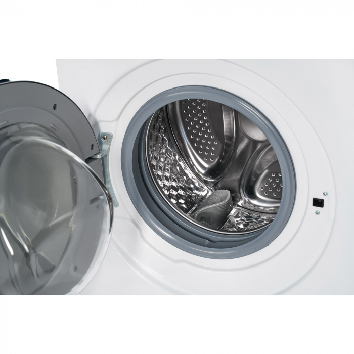 Masina de spalat rufe cu uscator Heinner HWDM-8614B, Spalare 8 kg, Uscare 6 kg 1400 RPM, Clasa B, Display LCD, 60 cm, Alb 6
