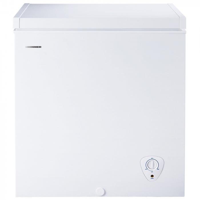 Lada frigorifica Heinner HCF-145A+, 145 l, Clasa A+, H 82.5 cm, Alb 0