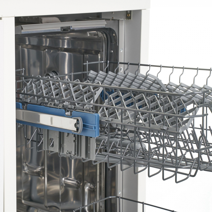 Masina de spalat vase incorporabila Heinner HDW-BI6083TA++, 15 seturi, 8 programe, Clasa A++, Touch Control, Display LED, 60 cm 4