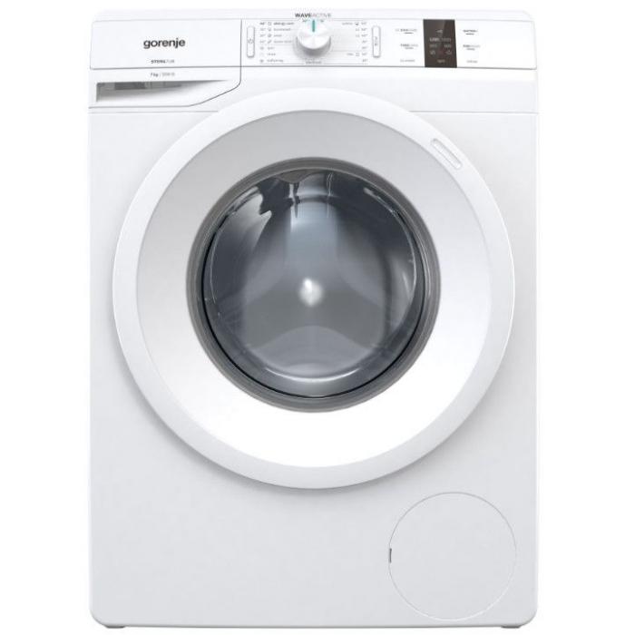 Masina de spalat GORENJE WP72S3, Clasa A+++, Capacitate 7kg, 1200rpm, Alb 0