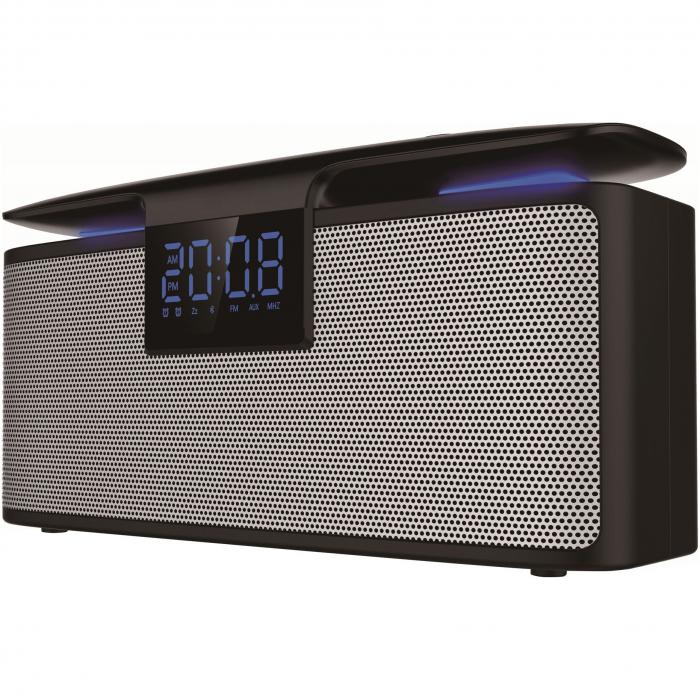 Boxa Portabila AKAI ABTS-M10, Bluetooth, Radio Ceas, USB, TF Card 0