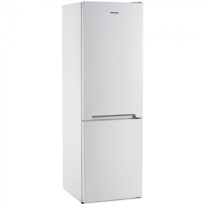 Combina frigorifica Heinner HC-V336A+, 336 l, Clasa A+, Tehnologie Less Frost, H 186 cm, Alb 1