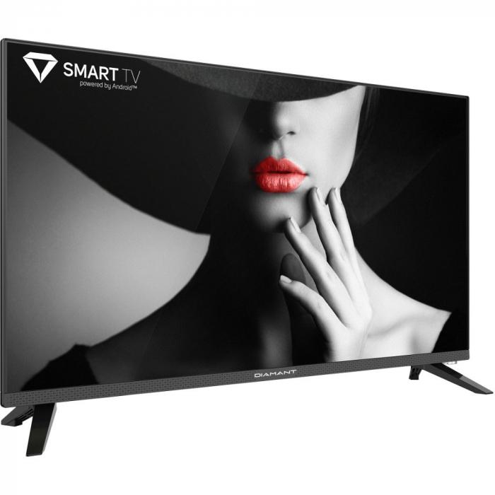 Televizor Smart LED, Diamant 32HL4330H/A, 80 cm, HD 3
